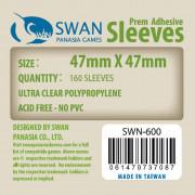 Swan Panasia - Card Sleeves Standard - 47x47mm - 160p