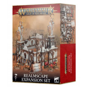 Age of Sigmar : Extremis Realmscape - Expansion Set