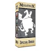 Malifaux 3E - Bayou - Lacroix Raiders