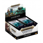 Age of Sigmar : Champions Wave 2: Onslaught - Boîte de 24 Boosters