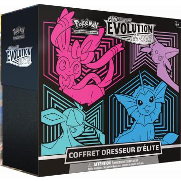 Pokémon EB07 : Evolution Céleste Coffret Dresseur d'Elite vol 2