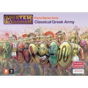 Mortem Et Gloriam: Classical Greek Pacto Starter Army
