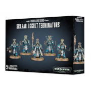 W40K : Thousand Sons - Scarab Occult Terminators