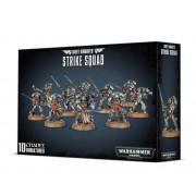 W40K : Adeptus Astartes Grey Knights - Strike Squad