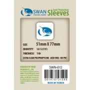 Swan Panasia - Card Sleeves Standard - 51x77mm - 160p