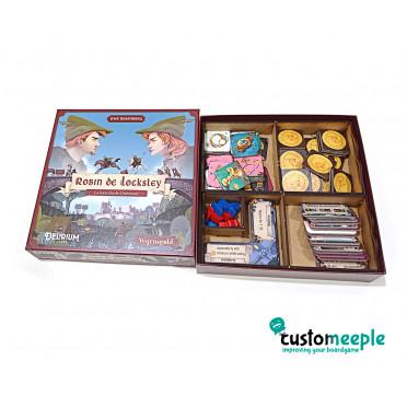 Storage for Box Customeeple - Robin of Locksley
