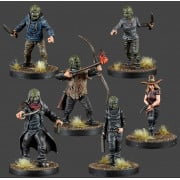 The Walking Dead : Call to Arms - The Whisperers Faction Set