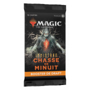 Magic The Gathering - Innistrad : Chasse de Minuit : Booster de Draft