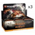 Magic The Gathering - Innistrad : Chasse de Minuit : Lot de 3 Boites de 36 Boosters de Draft 0