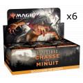 Magic The Gathering - Innistrad : Chasse de Minuit : Lot de 6 Boites de 36 Boosters de Draft 0