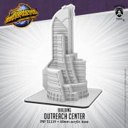 Monsterpocalypse - Buildings -Smog Factory