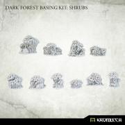 Dark Forest Basing Kit Shrubs