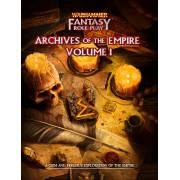 Warhammer Fantasy Roleplay - Archives of the Empire Vol. 1