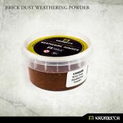 Brick Rust Weathering Powder