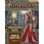 Pathfinder Second Edition - Abomination Vaults 1 :  Ruins of Gauntlight