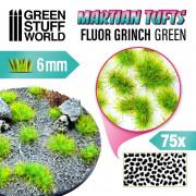 Touffes d'Herbe Martienne - Fluor Grinch Green