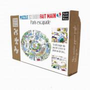 Puzzle Jeu - Paris Escapade - 34 Pièces