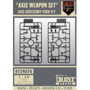 Dust - Axis Weapon Set n°2