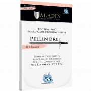 Sleeves Paladin - Pellinore Epic Specialist - 88 x 126 mm - 55p