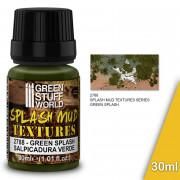 Splash Mud Textures - Green 30ml