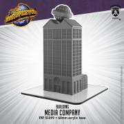 Monsterpocalypse - Buildings - Rocket Gantry Building