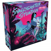 The Snallygaster Situation: Kids on Bikes BoardGame