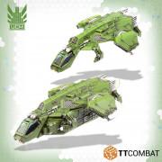 Dropzone Commander - UCM Titania Raven Light Dropships