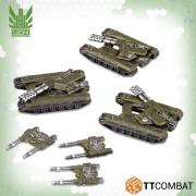 Dropzone Commander - UCM Katana Light Tanks