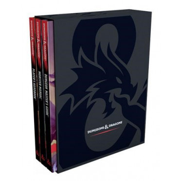 Dungeons & Dragons : Coffret