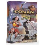 Conan - Sorcery Cards