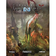 Infinity RPG - Paradiso Planet Book