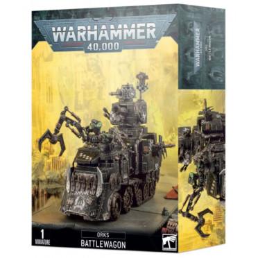 W40K : Orks - Battlewagon