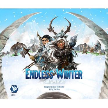Endless Winter : Paleoamericans - Chief Pledge (Kickstarter)