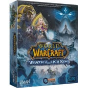 World of Warcraft : Wrath of the Lich King - A Pandemic System Board Game