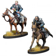 The Walking Dead : Call to Arms - The Kingdom Taylor & Gus Booster Pack