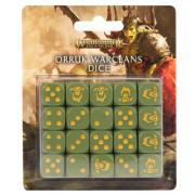 Age of Sigmar : Orruk Warclans - Dice Set