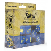 Fallout: The Roleplaying Game Dice Set