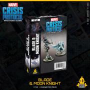 Marvel Crisis Protocol - Captain America & War Machine