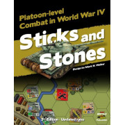 Platoon Commander: Sticks and Stones 2nd Edition