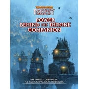 Warhammer Fantasy Roleplay - Power Behind the Throne Companion