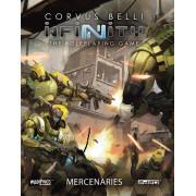 Infinity War Market: The Mercenaries Sourcebook