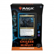Magic The Gathering - Innistrad : Midnight Hunt Set of 2 Commander Decks
