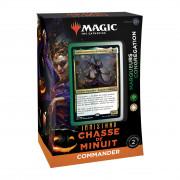 Magic The Gathering : Decks Commander Innistrad : chasse de minuit - Marqueurs et Congrégation