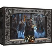 Le Trône de Fer : le Jeu de Figurines - Héros de la Garde de Nuit II