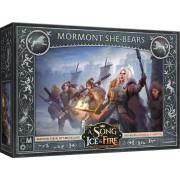 Le Trône de Fer : le Jeu de Figurines - Ourses Mormont
