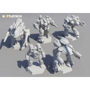 BattleTech - Clan Heavy Star