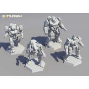 Battletech - Inner Sphere Heavy Lance