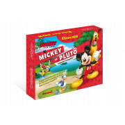 Escape Box Disney : Disney Mickey et ses amis - Mickey et Pluto mènent l'enquête !