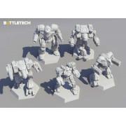BattleTech - Clan Support Star
