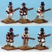 Mousquets & Tomahawks : US Militia 2 (1812)